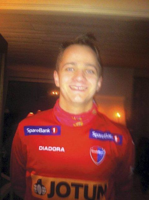 SUPPORTER: Kristian Pedersen