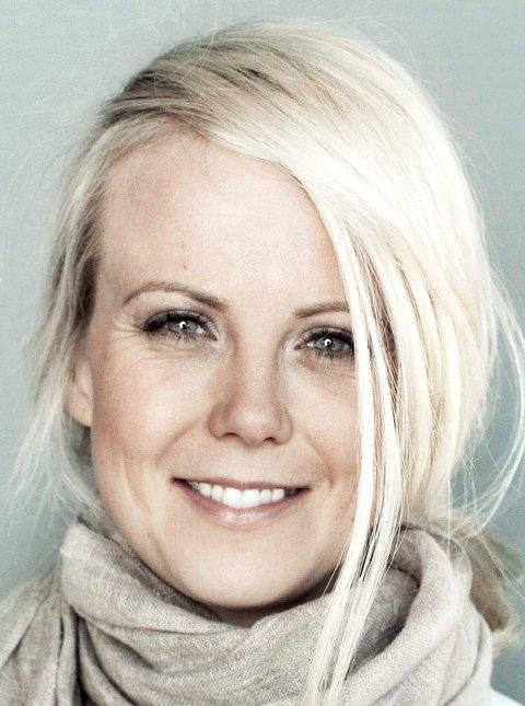 Kristine Getz (29) fra Høvik debuterer med boken «Hvis jeg forsvinner, ser du meg da?», en bok om kampen mot spiseforstyrrelser.