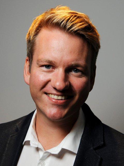Et utjevningsmandat sikret Anders Tyvand (KrF) plass på Stortinget.