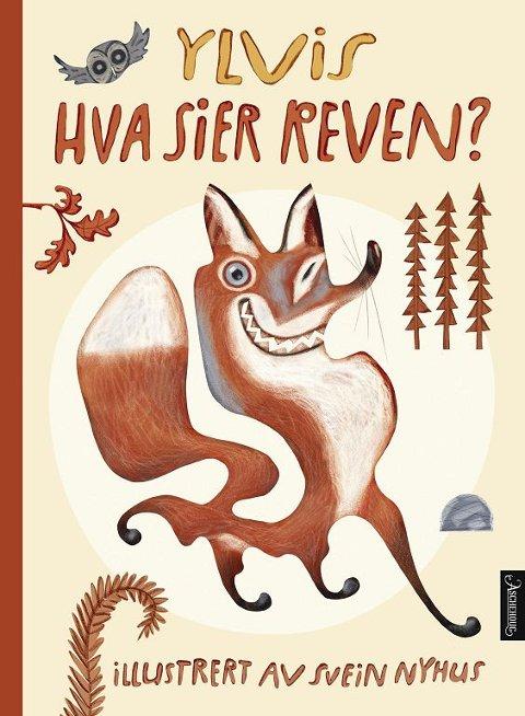 REVESTREKER: I Svein Nyhus strek. Foto: Aschehoug