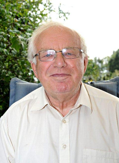 nestor: Frps Arne Hillestad blir kommunestyrets eldste med sine 73 år. foto: ole kr trana