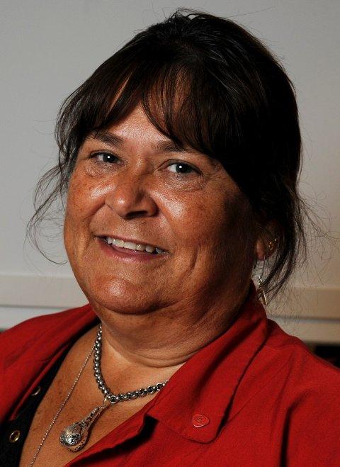 Sonja Mandt (Ap) blir den eneste kvinnen som skal representere Vestfold.
