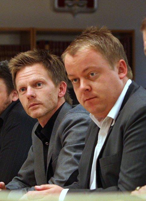 Enige: I sommer undertegnet Pettersen og Wiborg  en ny samarbeidsavtale.