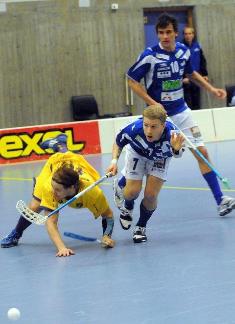 NOR 92 tapte for Fjerdingby.