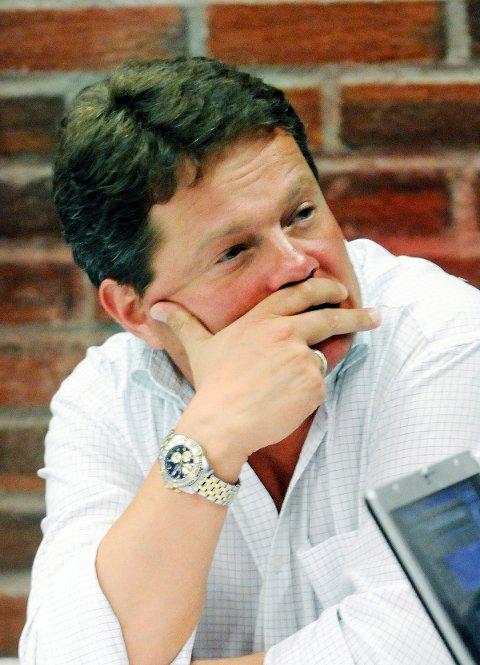 Ulf Erik Knudsen vil ha strengere straffer.