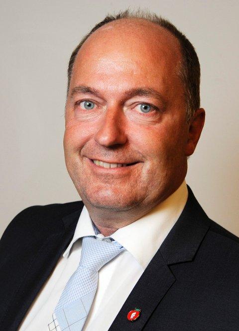 Morten Stordalen (Frp) har vært vararepresentant til Stortinget siden 2009. Nå får han fast plass.