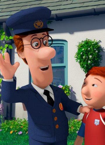Først ut: Postmann Pat med sin første spillefilm.
