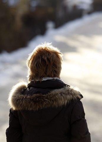 """FORVENTNINGSPRESS: – Det har nok vært viktigere for meg å oppfylle andres forventninger enn kjenne på mine egne behov, sier """"Kathrine"""". Høye krav til seg selv og stort forventningspress førte til at hun ble sykemeldt for angst og depresjon. FOTO: TORE GURIBY"""