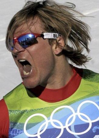 Øystein «Pølsa» Pettersen tok ett OL-gull.