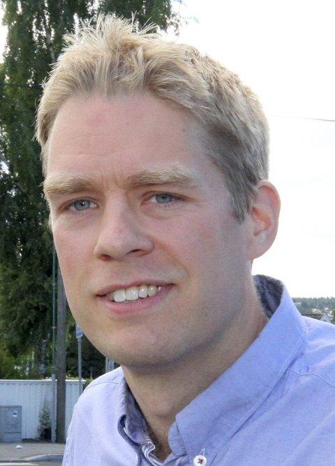 – Sykling bra for alt, sier  Jonas Sjolte i MDG
