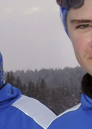 IBK-triumf: De hadde grunn til å smile bredest, IBK-løperne i 16-årsklassen. Jørgen Dahl Paule (t.v), Stian Lie og Chrisander S. Holth.