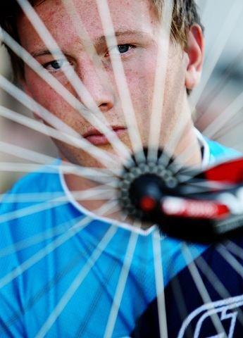 Fredrik Westeng Olsen mistet semifinalen med bare noen få hundredeler.