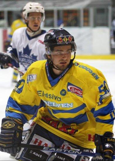 Lars Erik Hesbråten er klar for spill i Stjernen. Forwarden har spilt i både Storhamar og Sparta.