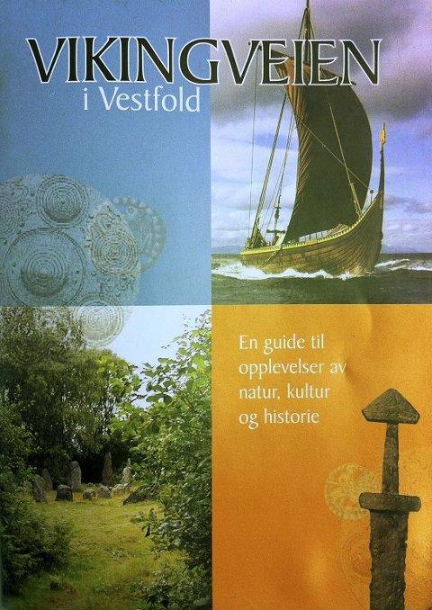 EN GUIDET TUR gjennom vikingvestfold er tilgjengelig på turistkontorene. Foto: Hans Christian Moen