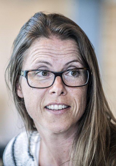PROSJEKT-LEDER: Nina Andresen.