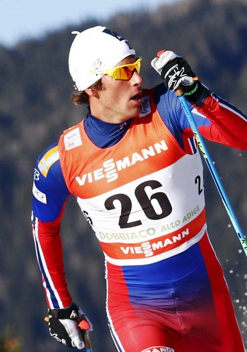 Ser mot VM: Chris Jespersen.