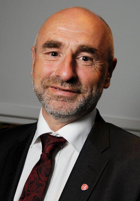 Dag Terje Andersen (Ap) er i alle fall sikker på at han får fire nye år på Stortinget.
