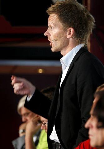 Tage Pettersen (H) lanserte forslag om en bevilgning på inntil 18 mill., og fikk gehør for det i formannskapet. foto pål andreassen