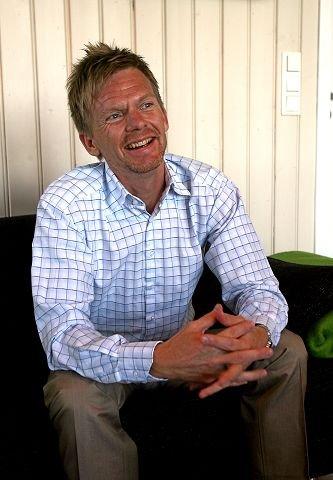 Tage Pettersen, Moss' nye ordfører, synes det er flott at ungdomspartiene engasjerer seg og stiller krav.