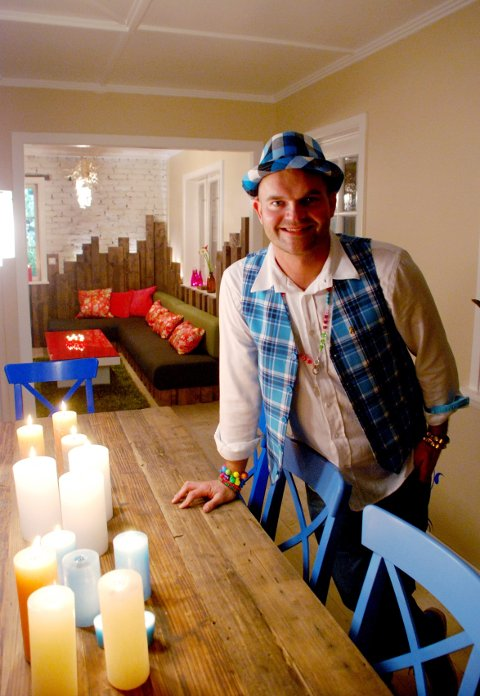 Simen Staalnacke fra Moods of Norway er blant dem som har gitt seerne tips gjennom TV 2-programmet «Tid for hjem».