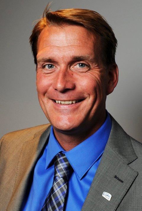 Kårstein Eidem Løvaas (H) fra Høyre får en ny erfaring med jobben som stortingsrepresentant .