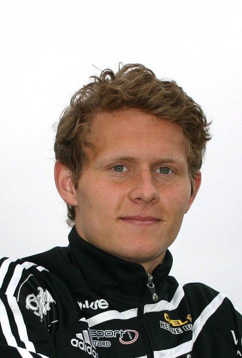 TOPPSCORER: Morten Hillestad.