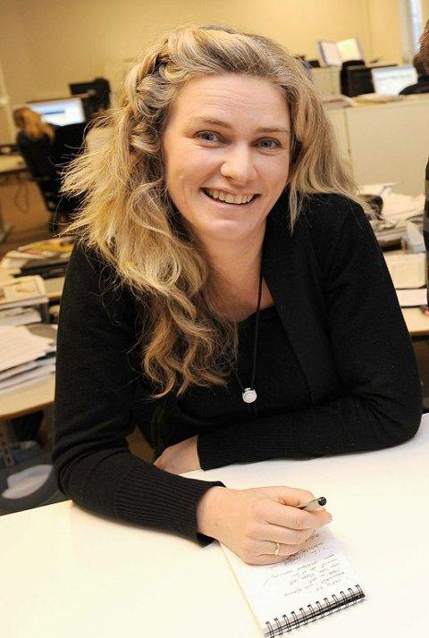 Marianne Henriksen fortsetter som redaktør for Byavisa Sandefjord.