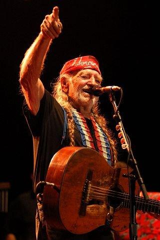 KOMMER: Willie Nelson kommer til Hamar for å delta på AnJazz. Foto: Pressefoto