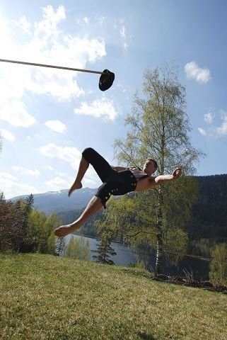 SPREKING: Asgeir Blaavarp Heimdal (20) er den utvalgte ungkaren for mai. FOTO: BIRGIT KOLLANDSRUD FRIIS