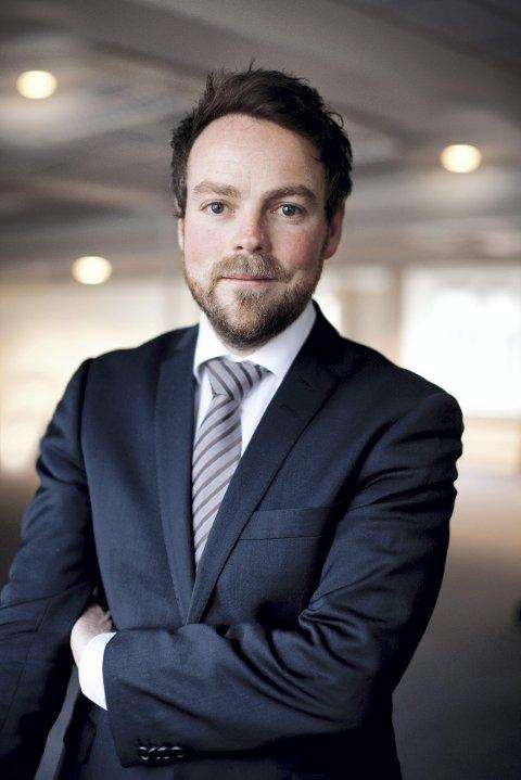 TING TAR TID: Det tok sin tid, men fredag fikk kulturskolerektoren i Ski svar fra statsråd Torbjørn Røe Isaksen.