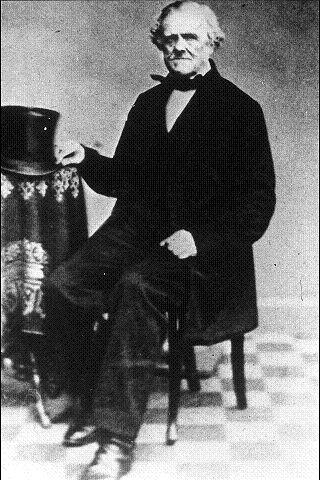 Jørgen Christian Juul som kjøpte Ormøya i 1841. Bildet er utlånt fra Bekkelaget vel.