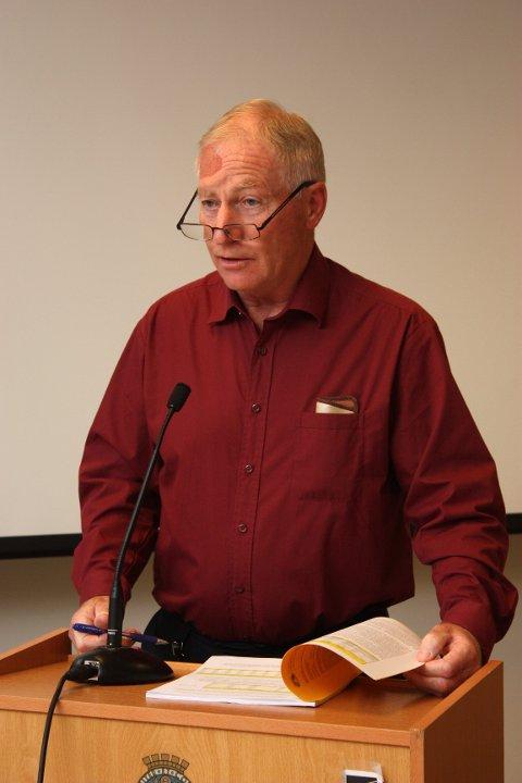 Bydelsdirektør Jan Hagen kunne på siste BU-møte fortelle at bydelens økonomi er på rett vei.