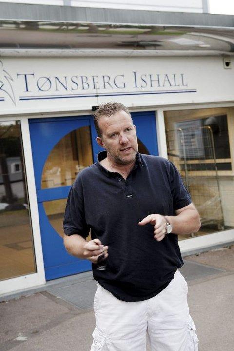 Sportslig leder i Vikings, Roar Berg.