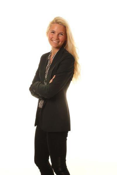 Tone Bjørnstad Hanstad fra Elverum fikk en av de mest attraktive sommerjobbene blant studenter.