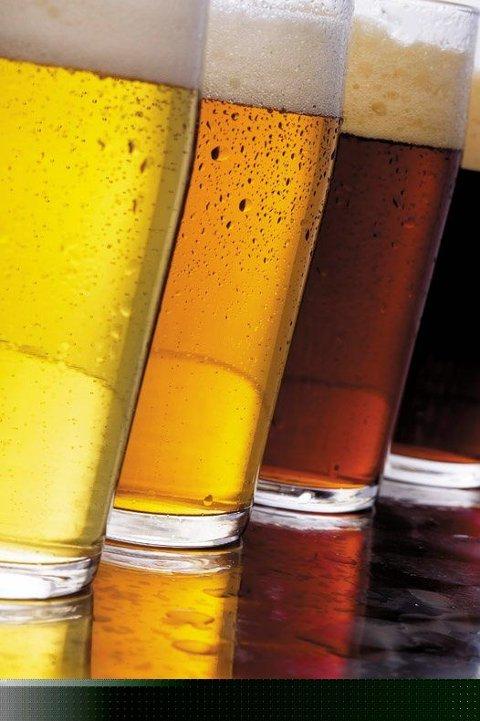 MANGFOLD: Ølmisjonær Sigrid Strætkvern er først og fremst opptatt av at vi skal oppdage det store mangfoldet som finnes i øl.