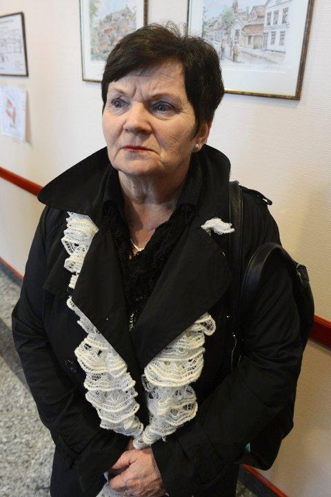 Christoffers mormor er skuffet over dommen mot datteren.