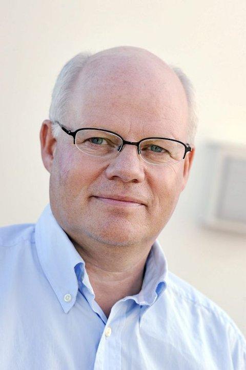 Harald Kronstad, styreleder BCC.