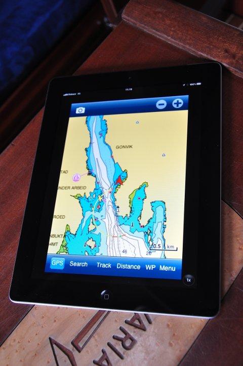Med kart-apper fra Navionics til noen hundrelapper kan du seile trygt i hele Europa.
