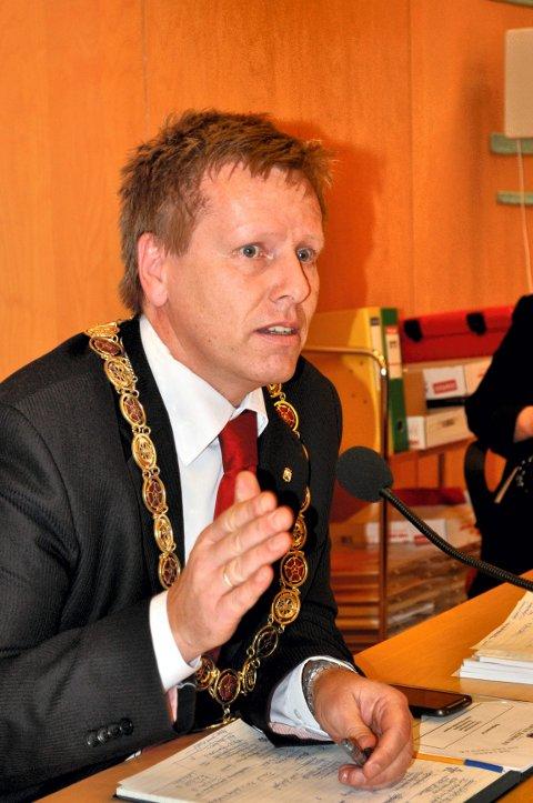 Ordfører Børre Jacobsen er forbauset over forslaget fra Moss.