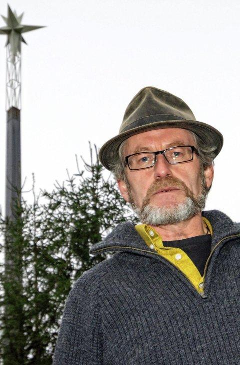 For Stjerna: HC Medlien er mannen bak Ringsakers nye landmerke