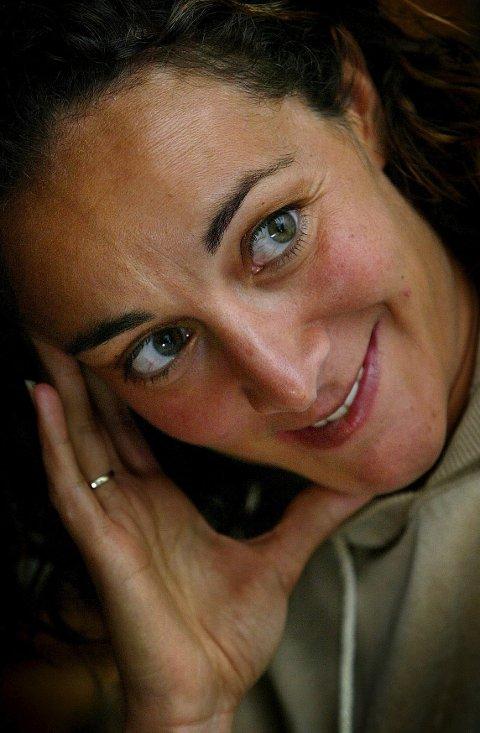 RO: Nuri Ribera Anfinsen liker Skårekirkens atmosfære.