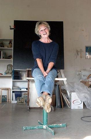 NYGIFT:  Anne Borg fyller 70 år i dag, lykkelig nygift for noen timer siden med Finn Hald. FOTO: OLE KR. TRANA