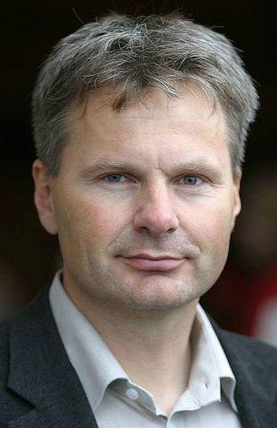 SPENNENDE: Adm.dir. i Aker Stord, Lars Eide, ser seg om etter en vei inn i vindmarkedet. Bedriften har blant annet jobbet politisk for å se på støtteordninger for å få en fot innenfor et marked som kan bli veldig stort.