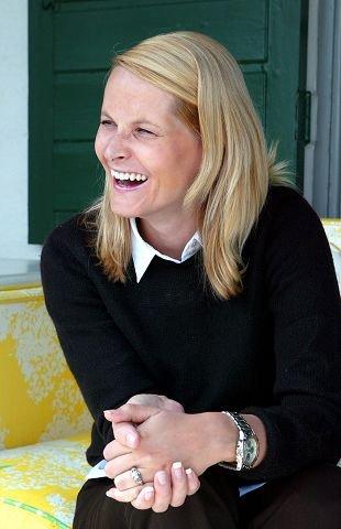 Kronprinsesse Mette-Marit søkes etter 40.500 ganger på google hver måned i gjennomsnitt, mens tallet for Haakon Magnus er 1.600. FOTO: ULF HANSEN