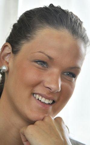 God sesong: Kristin Saugstad kan se tilbake på en god sesong med Stabæk.