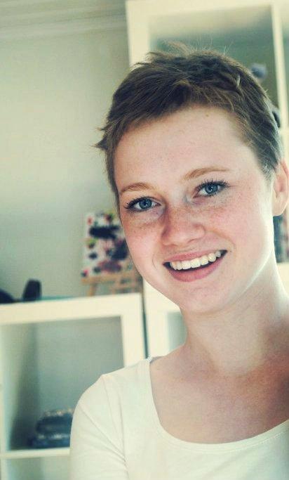 Pia Bondø (15) fra Vikersund