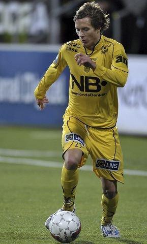 SIF-AKTUELL: For et par år siden ble Anders Konradsen (20) linket til italienske Sampdoria, uten at det førte til noe konkret. Nå er Bodø/Glimts midtbanetalent aktuell for Strømsgodset.