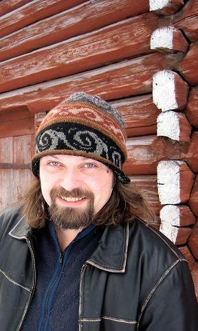 ØB-leserne ville ha Henning Bergersen som Årets Kulturnavn i Follo. Han fikk mer enn en tredjedel av stemmene.  foto: Hedvig Lien