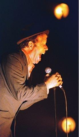 Legenden Tom Waits. foto: Tomas Oneborg