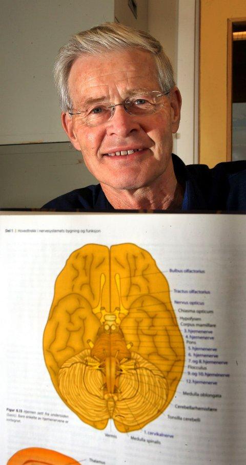 Oppsiktsvekkende Budstikka - I sin fars hjernespor ST-07